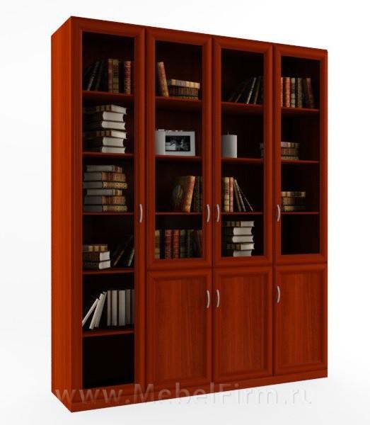 Купить шкаф книжный гала 4.3 - шкаф книжный гала 4.3 недорог.