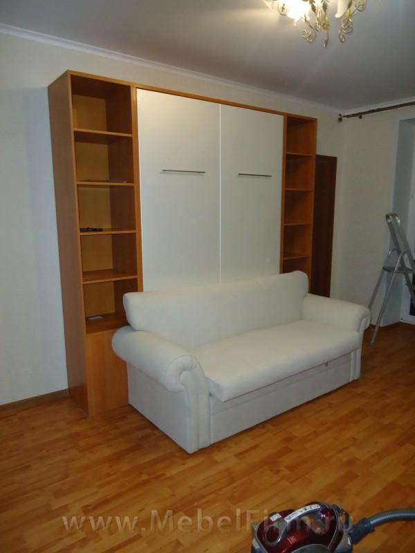 Мебель-трансформер для малогабаритной