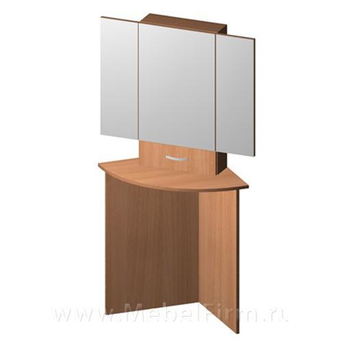 о мебели - туалетный столик с зеркалом