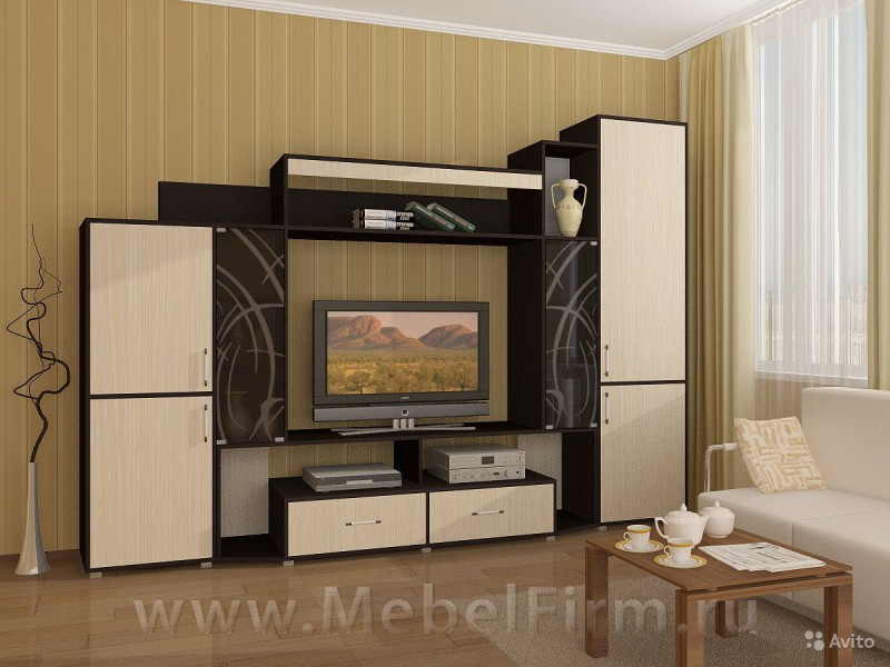 Мебель Для Гостиной Нота Москва