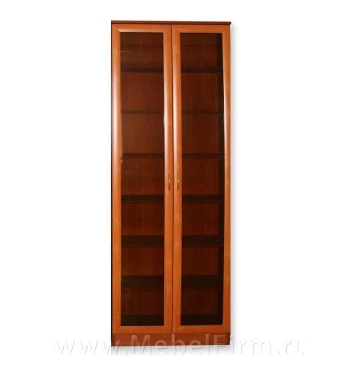 """Книжный шкаф верона 2 москва - """"мебельфирм""""."""